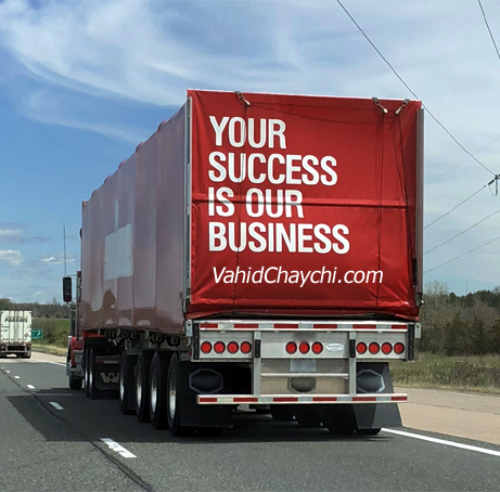 Your Success Is Our Business
