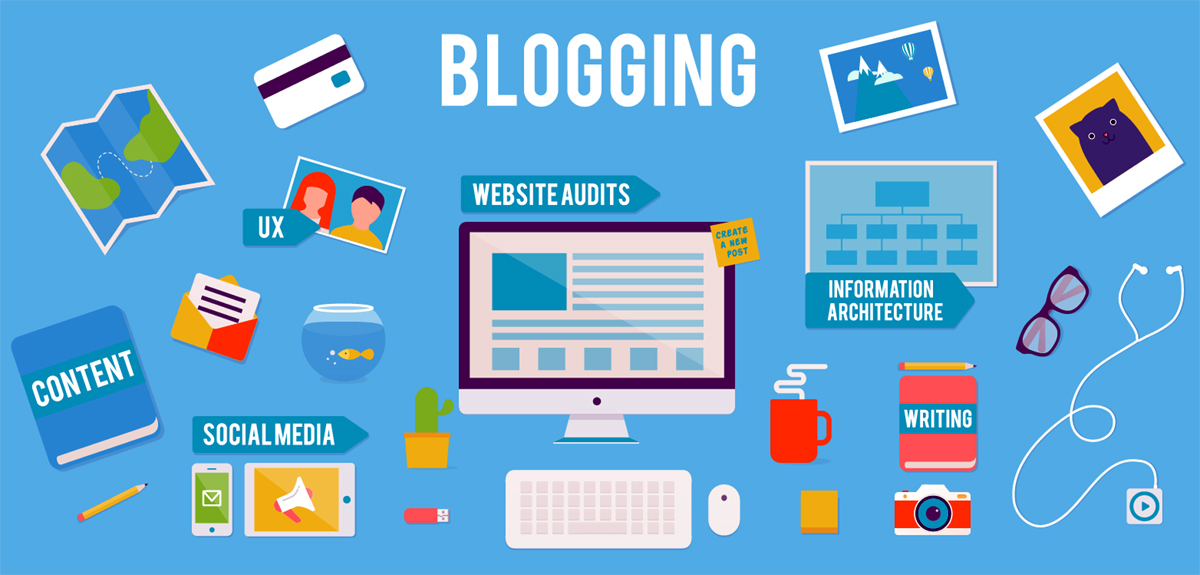 Start a Blog/Website