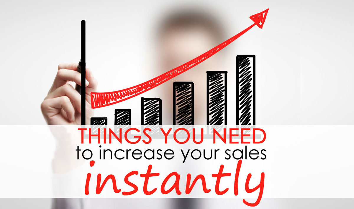Increase Your Small Business Sales