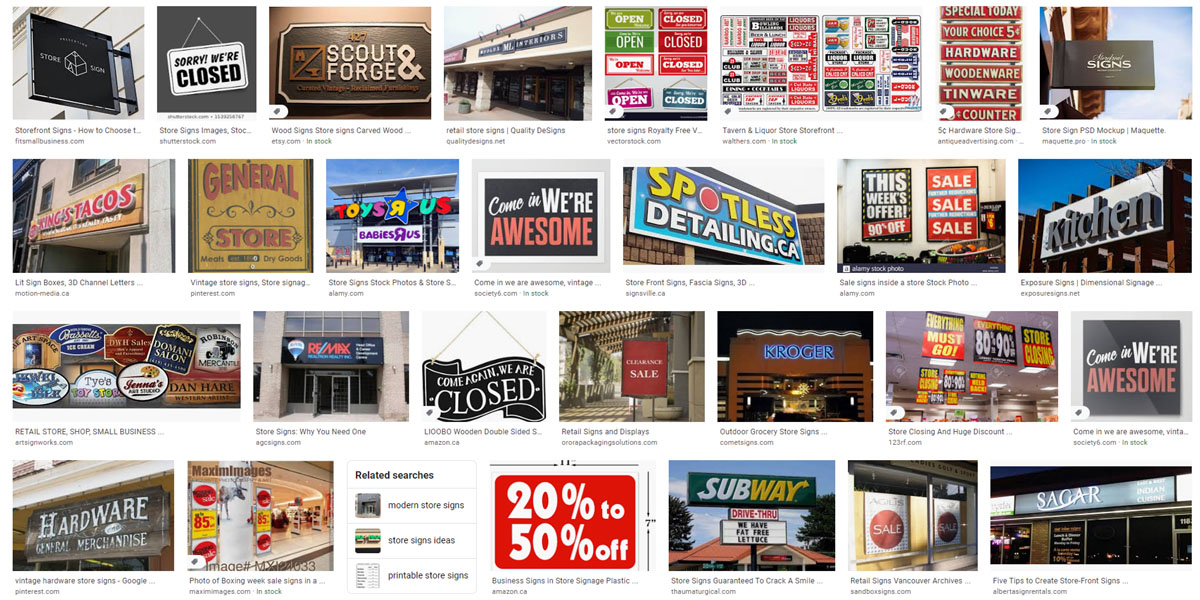 Offline Advertising Tips for Retailers